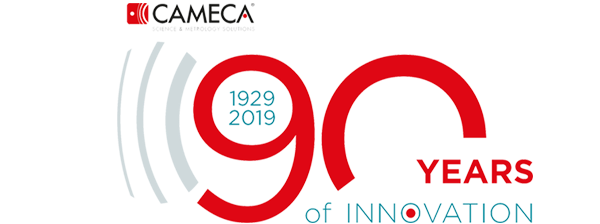 CAMECA 90 YEARS OF INNOVATIONS